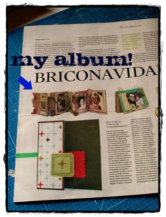 Album in La Vanguardia - 20-12-08