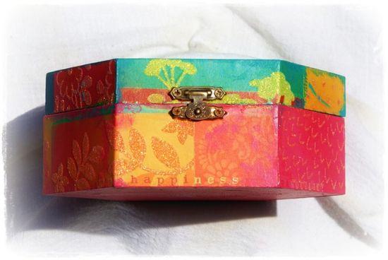 Caja alterada - 2