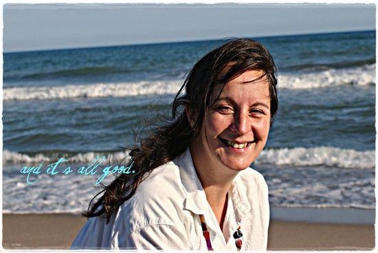 Lisa on the beach22 - 17 may
