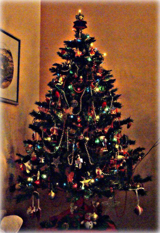 Xmas tree - 2009