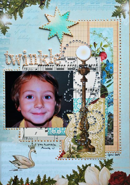 Twinkle by Nathalie Kalbach 1-12-09