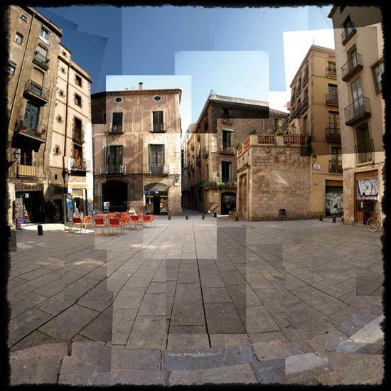 Plaza sant just (foto Ana Abascal)