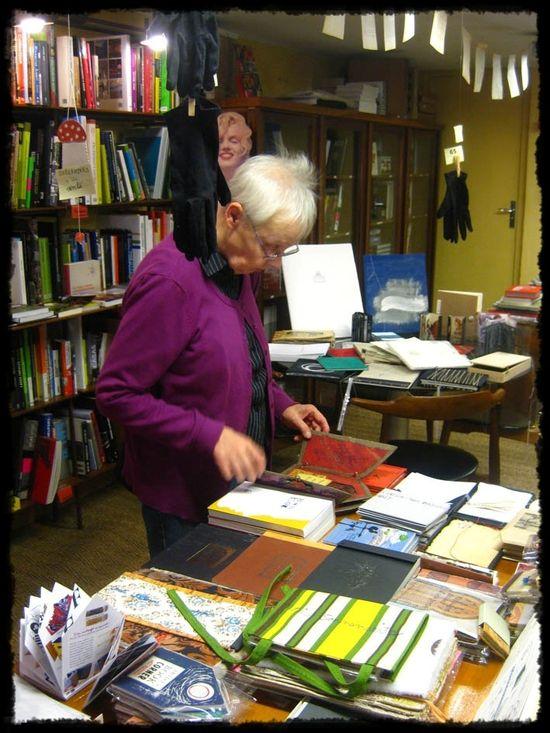 El Festival de Libro de artista y pequeñas ediciones ahora en la Libreria Loring Art