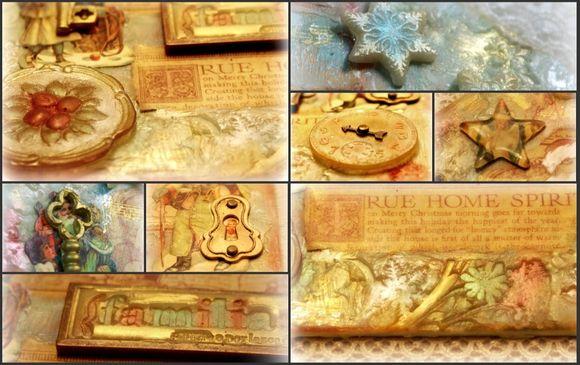True Home Spirit - collage