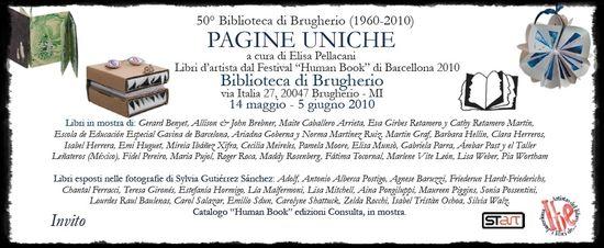Festival Human Book - Brugherio, Italy