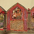 St. Jordi Shrine - inside view