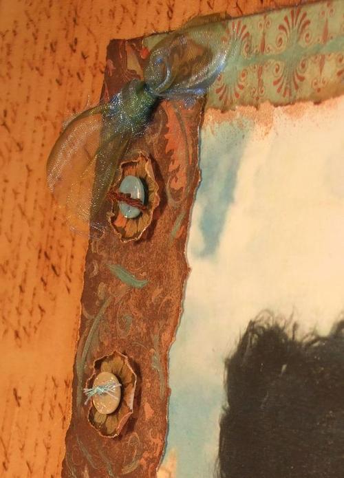 15th Anniversary Canvas - detail