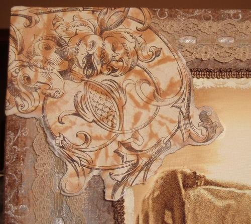 25th Anniversary Canvas - detail 1