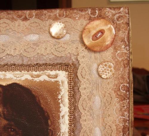 25th Anniversary Canvas - detail 4