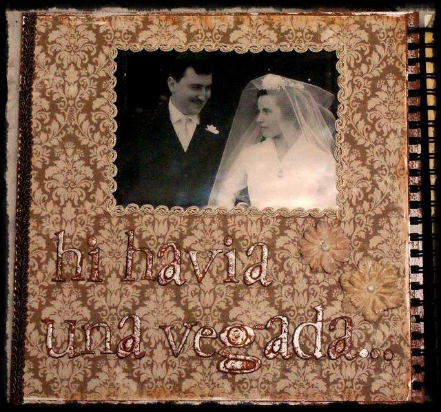 50th Wedding Anniversary Album - page 1