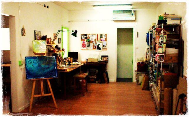 My studio - 1