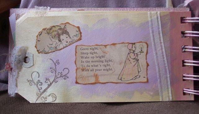 Mini-album - baby - page 6 inside