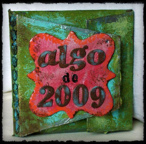 """""""Algo de 2009"""" (""""Something 2009"""") - portada"""