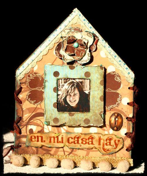 """""""En mi casa hay..."""" hinge album - 1"""