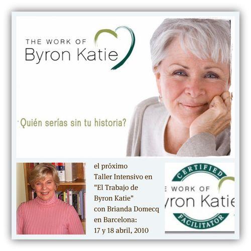 """Taller Intensivo de """"El Trabajo de Byron Katie"""" - Abril, 2010"""