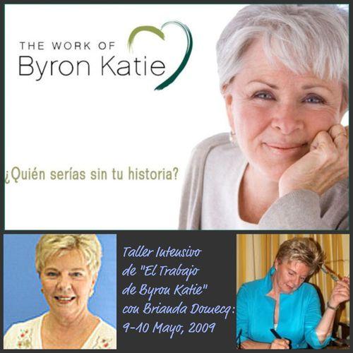 """Taller Intensivo de """"El Trabajo de Byron Katie"""" - Mayo 2009"""