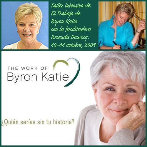 """Taller Intensivo de """"El Trabajo de Byron Katie"""" - Octubre, 2009"""